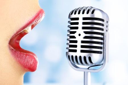 Hör auf die Stimme
