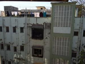 Bauruine in Mumbai