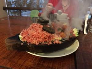 Panchakarma Kur Mittagessen