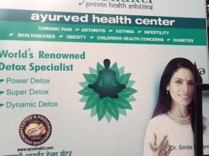 Ayushakti Panchakarma Kur Klinik Mumbai