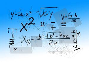 Mathematische Formeln