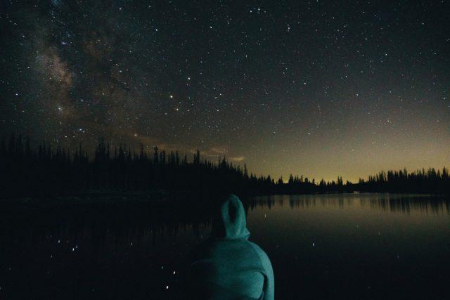 Blick in die Sterne